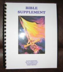 Bible Supplement Book