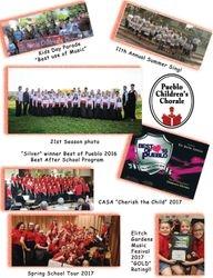 2016-2017 Season Collage