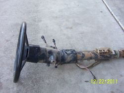 65A Steering Column