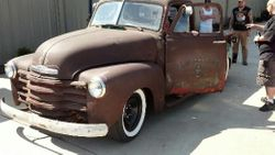 42.53 chevy truck ratrod