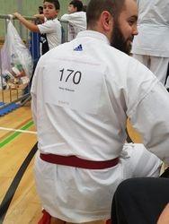 Sensei's Competitor number