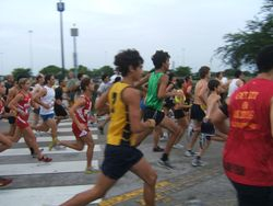 July 4th 5k Road Race - FIU