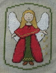 Christmas angel 2012