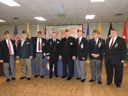 BG Ferrari & VFW Officers