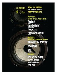 2010.11.19 - Reach 4th Birthday with Digital + Tango & Ratty @ Twisted Pepper - Dublin