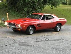 71.72 Dodge Challenger