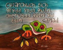 Cyfarch