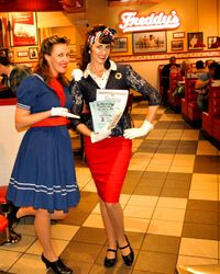 Mica Betty & Leslie Betty