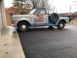 55. 67 Chevy C10