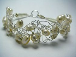 Wire and Pearls