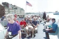 The Boston Harbour