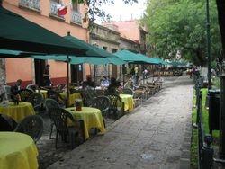 Cafe Culture: all the rage in colonial Morelia, Michoacan