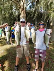 2nd place Team 23+lbs