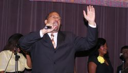 Pervis Evans - Praise and Worship