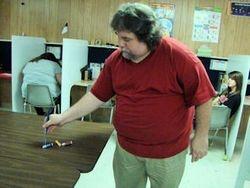 Chopstick chapstick - Mr. Leonard