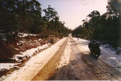1993 Going home on the Tumut Road