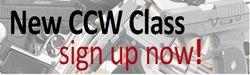 CCW Permit Class