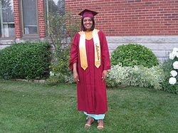 Top Graduating Student