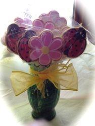 Spring Cookie Bouquet