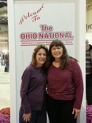 Ohio National 2014 with Bobbi Porto