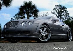 2008 Bently GT