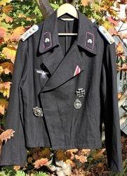 Panzer-Doctor Merkels Second Uniform