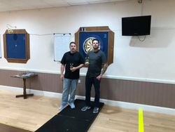 Pairs Knockout Runners Up