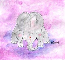 Elephant Pose