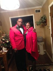 Pastor and Sister Gillespie