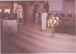 Rev. Charles Kinusu member  of  the  Global Leadership Team
