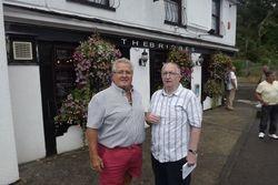 Colin Joynson and Sid Cooper