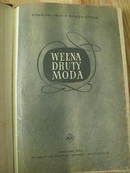 Lenkiska mada. 1958 m. Kaina 11 Eur.