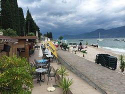 Torri del Benaco, Lake Garda, Italy, 2019.