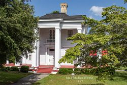 McRae House--January