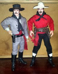 Ringo, Curly Bill, by Michael C