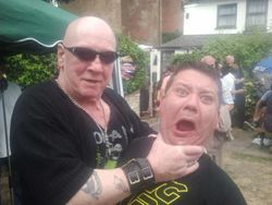 Skull Murphy & Ben Roberts