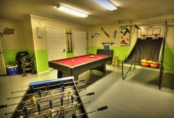 Your own game room !!!