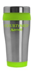 Courtyard Stainless Steel Tumblers - DISCOUNTED to just $4.00 each! - Limited Supply