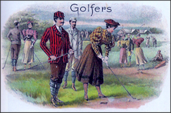 A Sporting Life. c1890s.