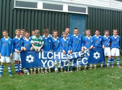 Ilchester U12 2003-04