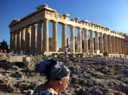 Athènes, Juillet 2015