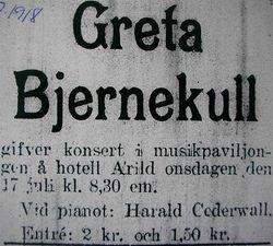 Hotell Arild (Rusthallargarden) 1918