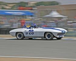 Second Place 1965 Chevrolet Corvette