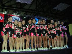 2nd place at US Finals