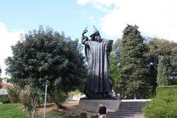 Statue of Frgur Ninski