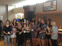 Caldicot Town Ladies - Champions