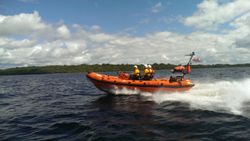 Lough Ree RNLI called to assist swimmer in difficulty