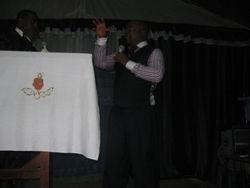 Apostle John Ebegbuna In Nairobi, Kenya