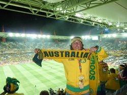 Australia vs Serbia