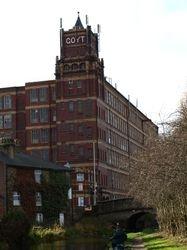 Goyt Mill
